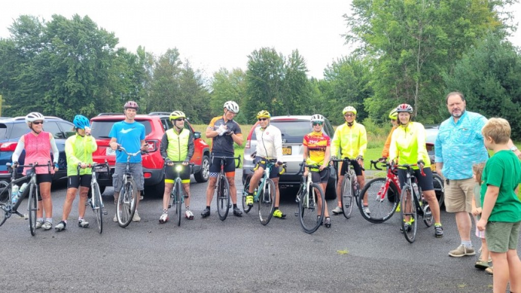 2021 Bike Ride